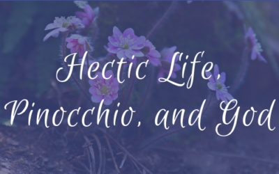 Hectic Life, Pinocchio, and God