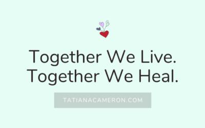 Together We Live. Together We Heal.